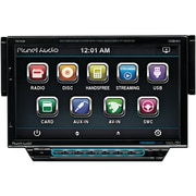 "Planet Audio® P9742 7"" Single Din Motorized Slide-Down Touchscreen AM/FM Receiver With Bluetooth"