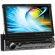 Planet Audio® PL964 7in. Single Din Motorized Touchscreen AM/FM Receiver With iPod Control & Bluetooth