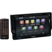 "SSL SD714 7"" Single Din In-Dash Detachable Touchscreen Multimedia Player With Bluetooth"