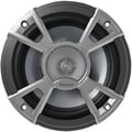 Clarion® CMQ1322R 5 1/4in. 120 W Max Water Resistant Marine 2-Way Coaxial Speaker System, Black/Gray