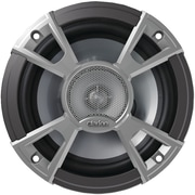 Clarion® CMQ1322R 5 1/4 120 W Max Water Resistant Marine 2-Way Coaxial Speaker System, Black/Gray