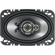 Clarion® SRG GOOD Series 4 x 6 200 W Custom-Fit Multiaxial 3 Way Speaker System, Black