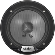 Clarion® SRG GOOD Series 6 1/2 350 W 2-Way Component Speaker System, Black