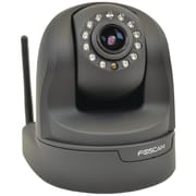 Foscam® FI9826W 1.3 MP H.264 3x Optical Zoom Wireless IP Camera With Day/Night, Black