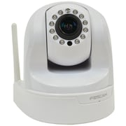 Foscam® FI9826W 1.3 MP H.264 3x Optical Zoom Wireless IP Camera With Day/Night, White