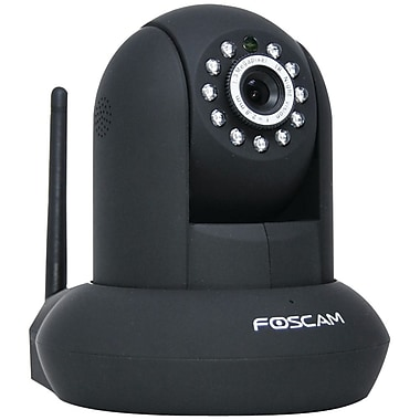 Foscam® FI9826W 1.3 MP H.264 Wireless IP Cameras With Day/Night