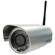 Foscam® FI9804W 1 MP H.264 Outdoor Wireless IP Camera With Day/Night, Silver