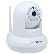 Foscam® FI9821P 1 MP H.264 Plug and Play Wireless IP Camera With Day/Night, White