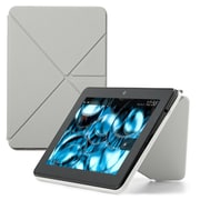 Amazon® Origami Basic Standing Polyurethane Case For Kindle Fire HDX 7 Web Tablet, Slate Gray