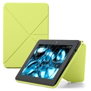 Amazon® Origami Basic Standing Polyurethane Case For Kindle Fire HDX 7 Web Tablet, Citron