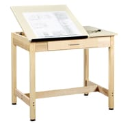 DWI Drafting Table 30H x 36W x 24D