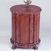 Butler Plantation Cherry Drum End Table