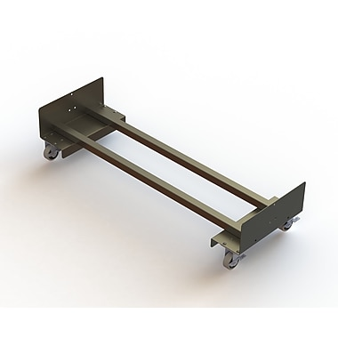 PVIFS Optional Caster Base; 36'' W x 24'' D