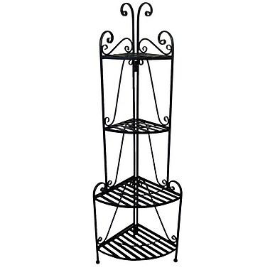 Pangaea Corner Baker's Rack