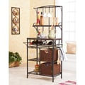 Wildon Home   Wescott Storage Baker's Rack