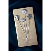 Thirstystone 4 Piece Nautical  Appetizer Pick Set