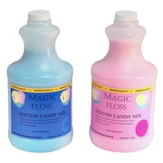 Paragon International 4 lbs Magic Floss Sugar in Easy Pour Bottle (Set of 6)