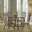 Home Styles Oak Hill 5 Piece Dining Set