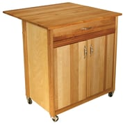Catskill Craftsmen Mid Size Kitchen Cart