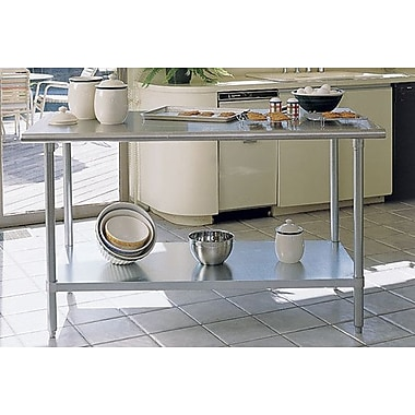 A-Line by Advance Tabco Prep Table