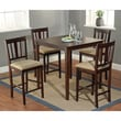 TMS Stratton 5 Piece Dining Table Set