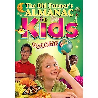 The Old Farmer's Almanac for Kids, Volume 4