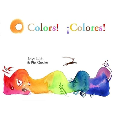 Colors! Colores! (English and Spanish Edition)