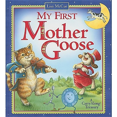 My First Mother Goose (Carry Along Books)