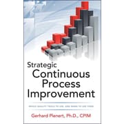 Strategic Continuous Process Improvement Staples