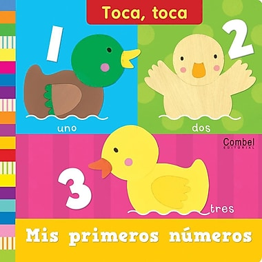 Mis primeros numeros (Toca toca series) (Spanish Edition)