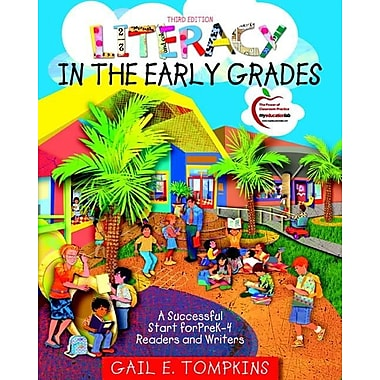 Literacy in the Early Grades, Used Book