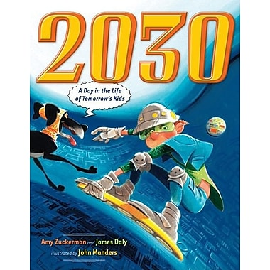 2030: A Day in the Life of Tomorrow's Kids