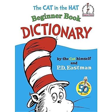 The Cat in the Hat Beginner Book Dictionary (I Can Read It All by Myself Beginner Books)