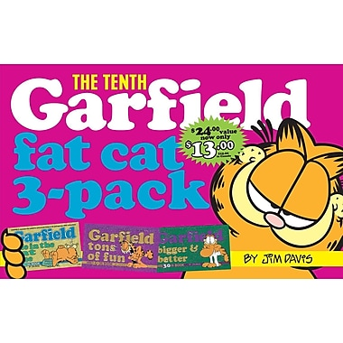 Garfield Fat Cat 3-Pack #10