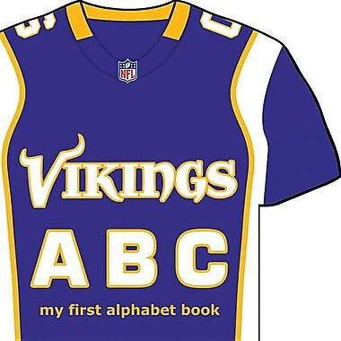 Minnesota Vikings ABC: My First Alphabet Book