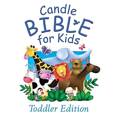 Candle Bible for Kids Toddler Edition