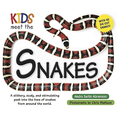 Kids Meet the Snakes