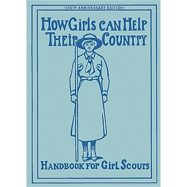 How Girls Can Help Their Country: Handbook for Girl Scouts