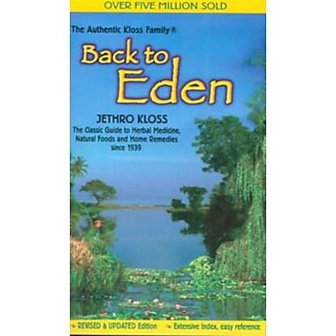 Back To Eden (Mass Market Paperback)