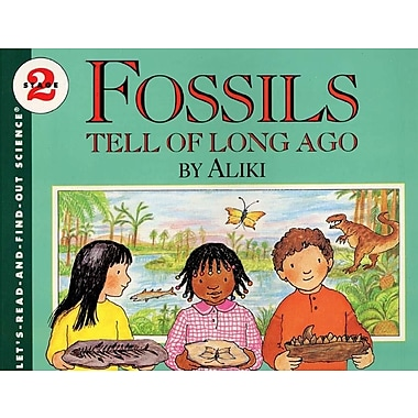 Fossils Tell Of Long Ago (Turtleback School & Library Binding Edition)