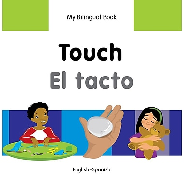 My Bilingual Book-Touch (English-Spanish) (English and Spanish Edition)