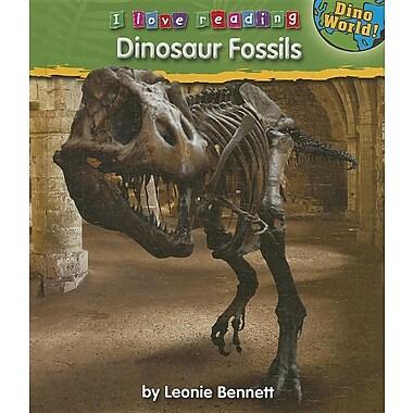 Dinosaur Fossils (I Love Reading)