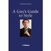 A Guy's Guide to Style (book + ebook)