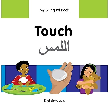 My Bilingual Book-Touch (English-Arabic)