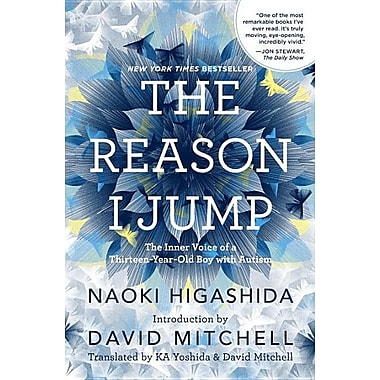 The Reason I Jump: The Inner Voice of a Thirteen-Year-Old Boy with Autism, New Book