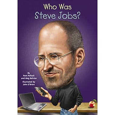 Who Was Steve Jobs? (Turtleback School & Library Binding Edition) (Who Was...? (PB))