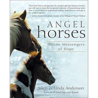 Angel Horses: Divine Messengers of Hope