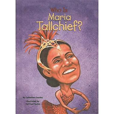 Who Is Maria Tallchief? (Who Was...? (PB))