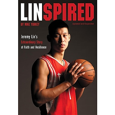 Linspired: Jeremy Lin's Extraordinary Story of Faith and Resilience (Zonderkidz Biography)