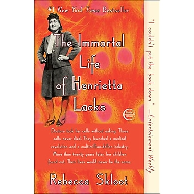 The Immortal Life of Henrietta Lacks(Paperback)